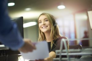 how to ensure success at your new job